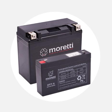 Akumulatory Moretti