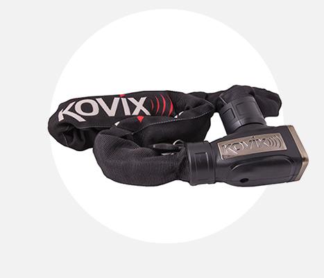Łańcuchy i linki- Blokady Kovix